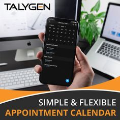Get the convenience of booking appointments online with Talygen's #AppointmentCalendarApp. Customized web pages, real-time notification, integration with payment gateways, calendar view of appointments, and so on.   #Talygen #onlineappointmentcalendar #schedulingappointments #appointmentschedulingsystem #appointmentmanagement #appointmentcalendarapp   Get a free demo now. Appointment Calendar, Calendar App, Upcoming Events, Appointments, Schedule, Flexibility, Simple, Free, Timeline