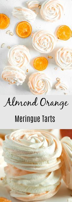 Sweet crunchy meringue tart that balances perfect with the bitterness of the orange marmalade and the smooth and soft texture of the whipping cream.
