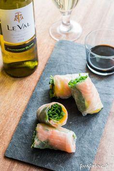 rouleaux printemps mangue saumon avocat roquette vinadeis (9 sur 9)