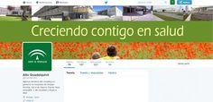 Los hospitales jiennenses del Alto Guadalquivir se inician en las redes sociales