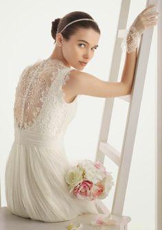 85cd36c2143 Vestidos tradicionales de novia Bridal Style