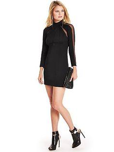 Sandra Dress at Guess
