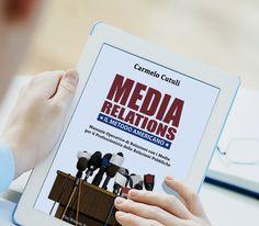 #Libri Media Relations il metodo americano