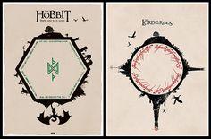 ~ The Hobbit  - Poster - illustration - Art