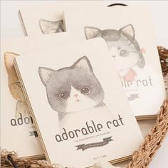 "Cheap pocket journal, Buy Quality paper diary directly from China notebook agenda Suppliers: ""Adorable Cat"" Sketchbook Blank Paper Diary Pocket Journal School Study Notebook Agenda Notepad"