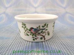 Portmeirion Birds Of Britain Vintage Ramekin Dish