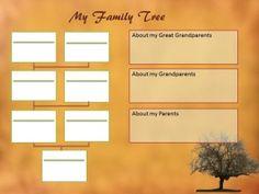 School Family Tree Chart