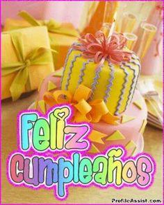 tarjetas de felicitación de cumpleaños queque