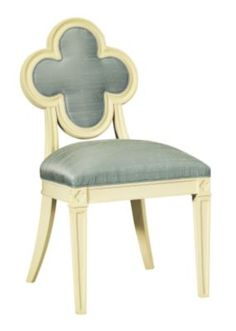 Alexandra chair from the Suzanne Kasler collection by Hickory Chair