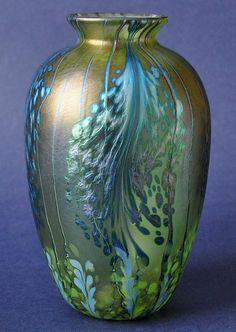Richard Golding Station Glass Green Barrel http://www.bwthornton.co.uk/isle-of-wight-richard-golding-bath-aqua-glass.php