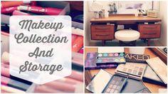 Pin for Later: Inspirez Vous de Ces 13 Blogueuses Beauté Pour Bien Organiser Votre Maquillage Zoella