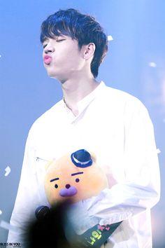 160805 #인피니트 Woohyun - That Summer Concert 3 Day-3
