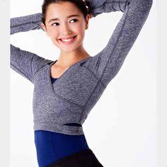 NWT cropped dance shrug Ivivva 12 - Mercari: Anyone can buy & sell