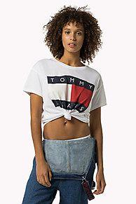 Achetez votre t-shirt cropped avec logo acheter la nouvelle collection de t-shirts pour femme. Retours gratuits. 8719254041111
