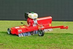 Caravaggi_Ario_motors_gyepszellőztető Caravaggio, Lawn Mower, Motors, Outdoor Power Equipment, Lawn Edger, Grass Cutter, Garden Tools, Motorbikes