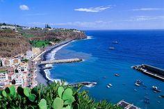 Playa Santiago - La Gomera - Spain