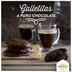 Galletitas de #chocolate