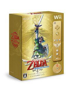 The Legend of Zelda : Skyward Sword -Zelda 25th Anniversary Pack- (Import Japonais): Amazon.fr: Jeux vidéo