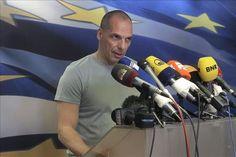 """La confesión de Varoufakis: """"Nuestra Eurozona es lugar muy inhóspito para la gente decente"""""""