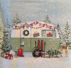 Christmas Scenes, Noel Christmas, Christmas Balls, All Things Christmas, Winter Christmas, Vintage Christmas, Christmas Wreaths, Christmas Crafts, Christmas Decorations