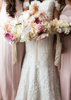 Photography : Nicole Berrett Photography | Florist : Stems Of Dallas Read More on SMP: http://www.stylemepretty.com/texas-weddings/dallas/2014/12/10/understated-elegance-in-dallas-texas-at-brookhollow-golf-club/