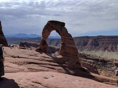 Delicate Arch. Moab, UT