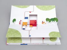 Present&Correct - Pop Up Town