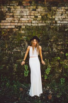 Yurkstyle x LOHO Bride Wedding Attire Interview Bohemian Mode, Bohemian Style, Boho Chic, Cher Horowitz, Estilo Hippie Chic, Ethno Style, Boho Fashion, Fashion Outfits, Net Fashion