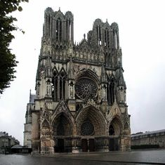 The Gothic period, born out of the Romanesque, dominated European art from about 1100- 1450, up until the Renaissance. Thought this art style produced artwork in several mediums such as sculpture, painting, stained glass, and illuminated manuscript, it is most well known for its remarkable feats of engineering.