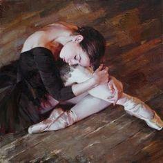 Fine Arts School, Fine Arts College, Art School, Valedictorian, Ballet School, Portrait Art, Impressionism, Ballet Dance, Romantic