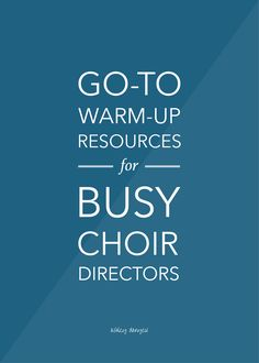 Go-To Warm-Up Resources for Busy Choir Directors Singing Games, Singing Tips, Rhythm Games, Vocal Lessons, Music Lessons, Movement Activities, Music Activities, Music Education, Music Teachers