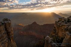 Sunrise warms the Grand Canyon from Mather Point on the South Rim. Ryan McGinley, Your Take