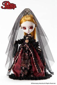 Pullip Elisabeth 2010 - Hadesflamme - Merchandise - Onlineshop für alles was das (Fan) Herz begehrt!