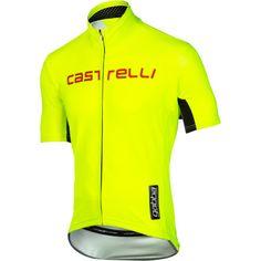 Castelli Gabba WS Rain Short Sleeve Jersey Men's | Backcountry.com