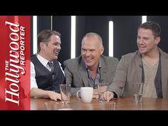 Benedict Cumberbatch, Channing Tatum & Top Actors Discuss Oscar Roles: The Full Actors Roundtable - YouTube