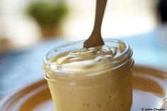 Homemade Organic Mayo