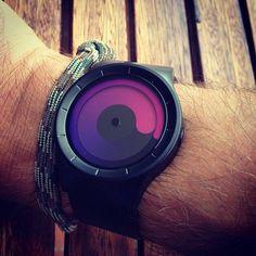 ZIIIRO Mercury Watch – $176