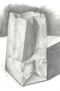 Paper Bag Value Practice by Tirqu