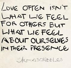 Love is...  irmascribble