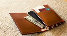 MARGHERITA IPHONE WALLET  by landmarks and lions