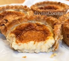pasteles de arroz de Bilbao detalle