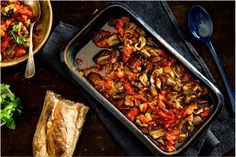 The New Essentials of French Cooking #4 - NYT Cooking: Ratatouille