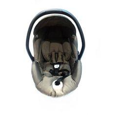 siège bébé marron