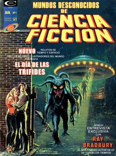 Mundos desconocidos de la ciencia ficción