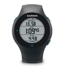 Garmin, with a touch, tap or swipe, Forerunner 610 lets you get on with your run while it tracks all the details.