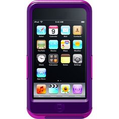 iPod Touch 4th Generation Commuter Series Case,