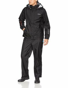 541bea92e SHIMANO DS Basic Fishing Rain Suit RA-027Q Jacket Pants SET Waterproof  Japan  Shimano