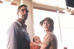 George Clooney and Holly Hunter in Touchstone Pictures'/Universal Pictures' drama O Brother, Where Art Thou – 2000 Man Of Constant Sorrow, Brother Where Art Thou, Brothers Movie, Coen Brothers, Charles Durning, John Turturro, The Rainmaker, Touchstone Pictures, The Big Lebowski