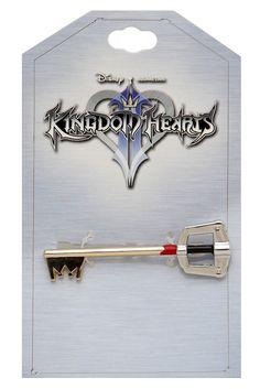 Disney Kingdom Hearts Keyblade Two-Finger Ring