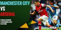 Bola.net: Preview: Man City vs Arsenal, Tajam vs Rapat